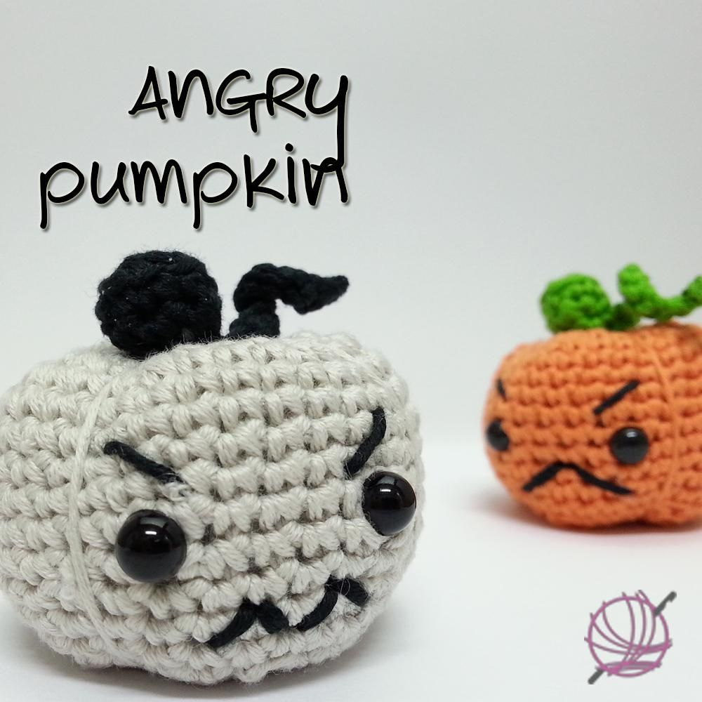 Halloween is coming #amigurumi #crochet #crochettutorial #pattern ...