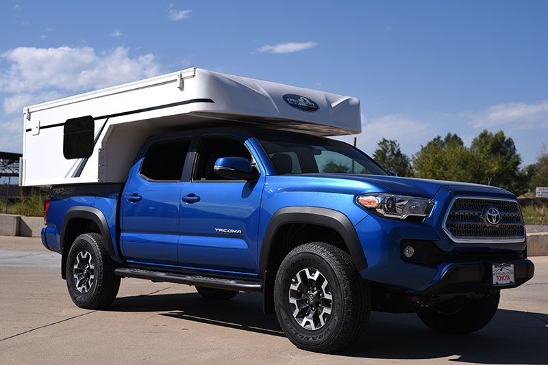 2018 Phoenix Mini Max Review Pop Up Truck Campers Pinterest