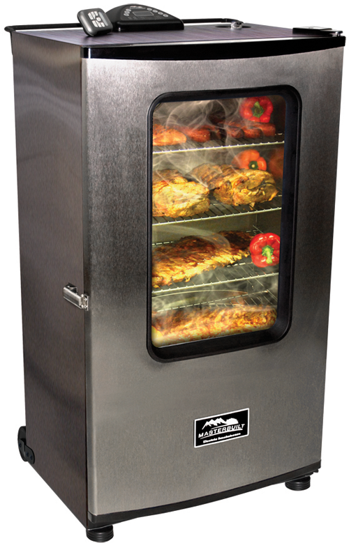 Masterbuilt 40 Quot 4 Rack Electric Smoker 975 Sq In Of
