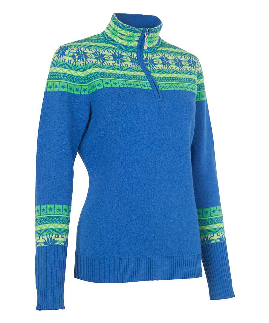 Look at this Neve Ocean Caroline Merino Wool-Blend Pullover on #zulily today!