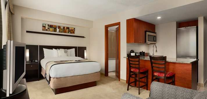 Hotel Rooms With Kitchen Google Search
