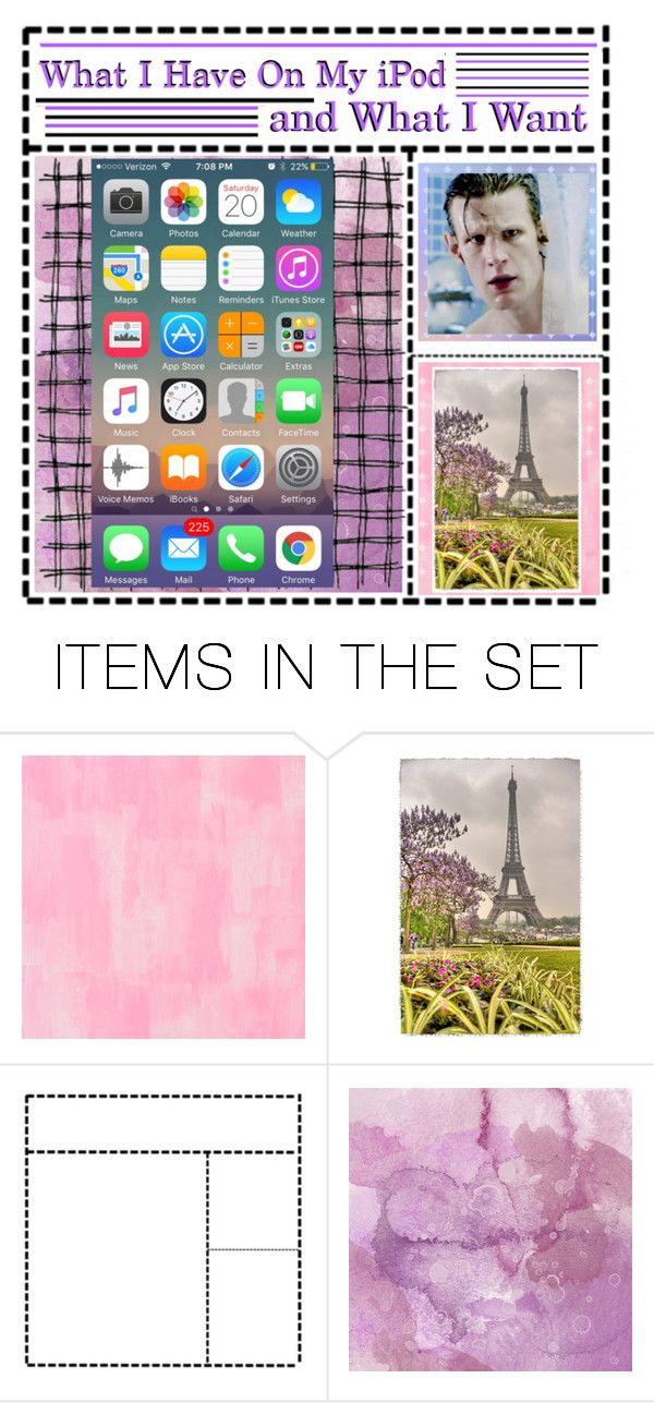 """What I Have On My iPod and What I Want"" by agirlthatfellinlovewithnumberten ❤ liked on Polyvore featuring art and vintage"