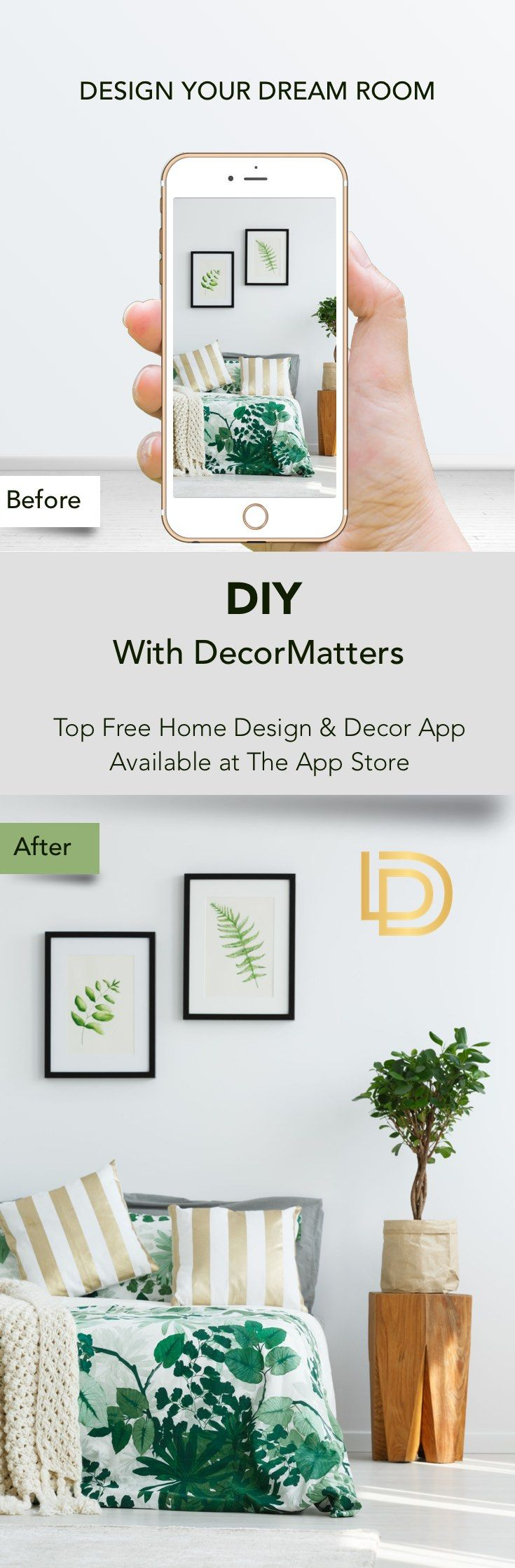 DIY your dream home with free Decormatters AR app, download it today ...