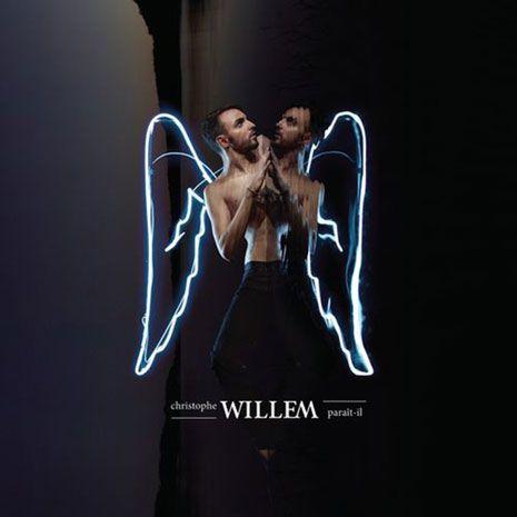 """«Christophe Willem en tournée avec un nouvel album """"Parait-Il"""""""