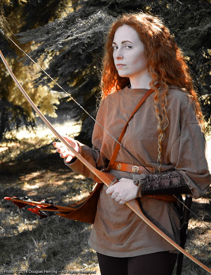 The Mysterious Archer of the Green - 2014 - Ronee Collins)