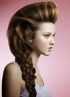 Pompadour Hairstyle Pictures Pompadour Hairstyle Party Hairstyles For Long Hair Braided Ponytail Hairstyles Easy Hairstyles For Long Hair