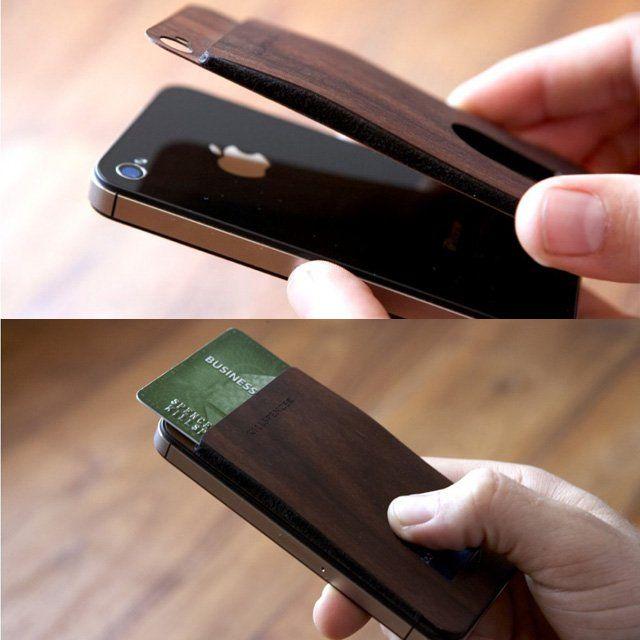 Precision Pocket Card Carrier by Killspencer