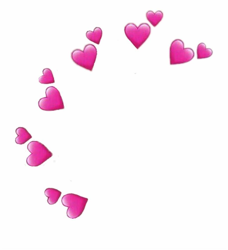 Download Corazon Corona Amor Imagenes De Emojis De Corazones Png Images Backgrounds For Free S Corazones Tumblr Png Corona De Corazones Png Fondo De Juego