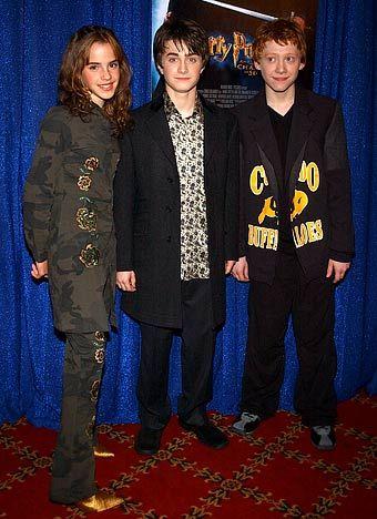 Ten Years Of Harry Potter Premieres Us Weekly Daniel Radcliffe Harry Potter Phoenix Harry Potter Harry James Potter