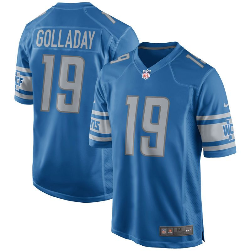Cheap Kenny Golladay Detroit Lions Nike NFL Draft Game Jersey Blue  free shipping