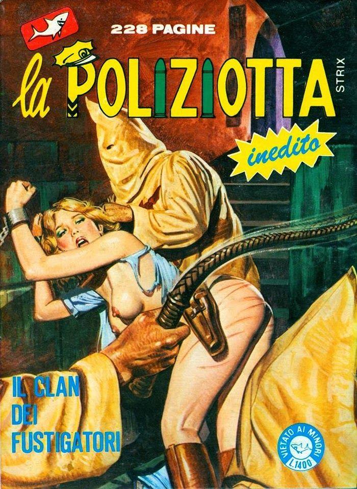 Emanuele Taglietti Fan Club: la Poliziotta (supplemento al n. 38 del luglio 1983)
