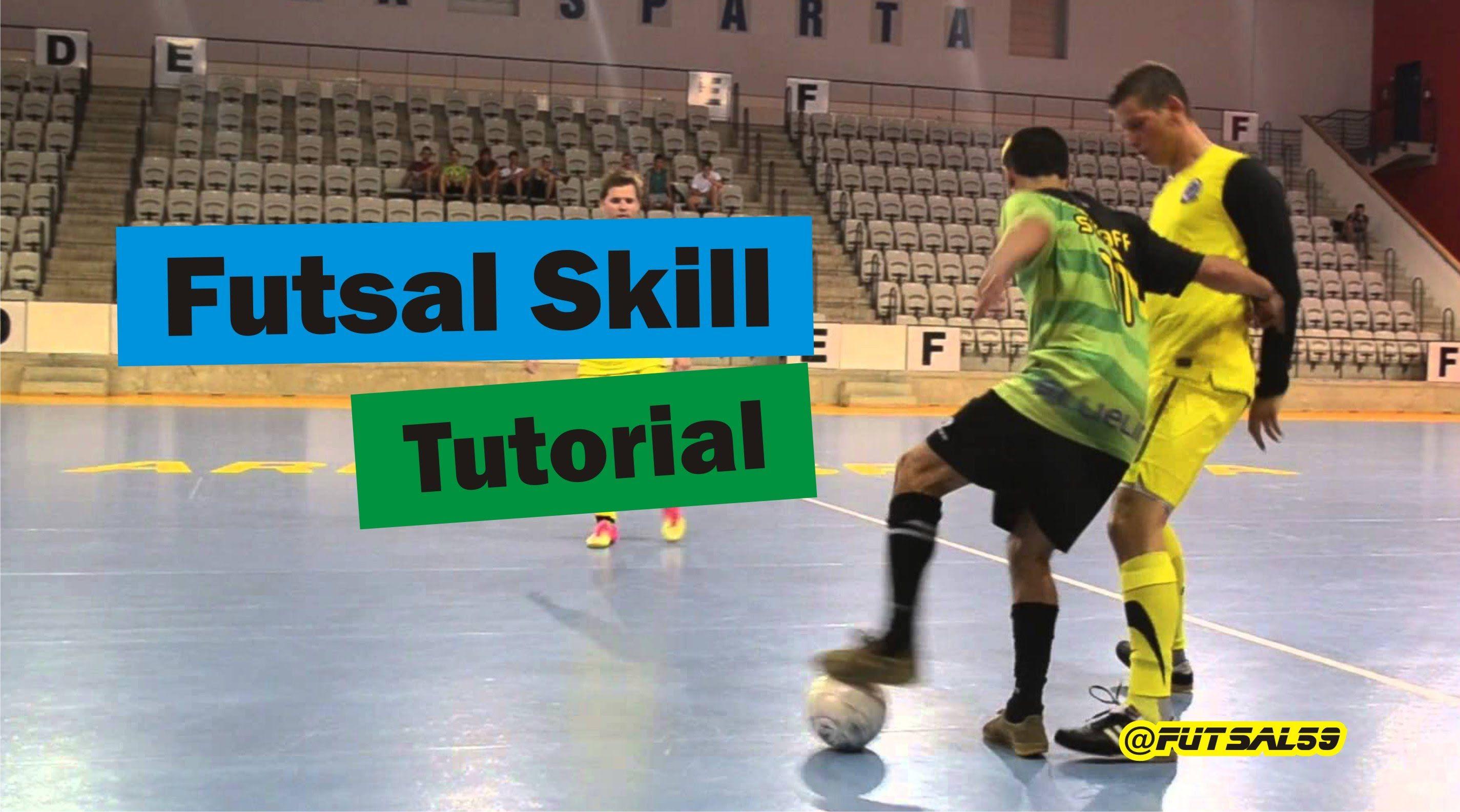 Futsal Basic Skill Training