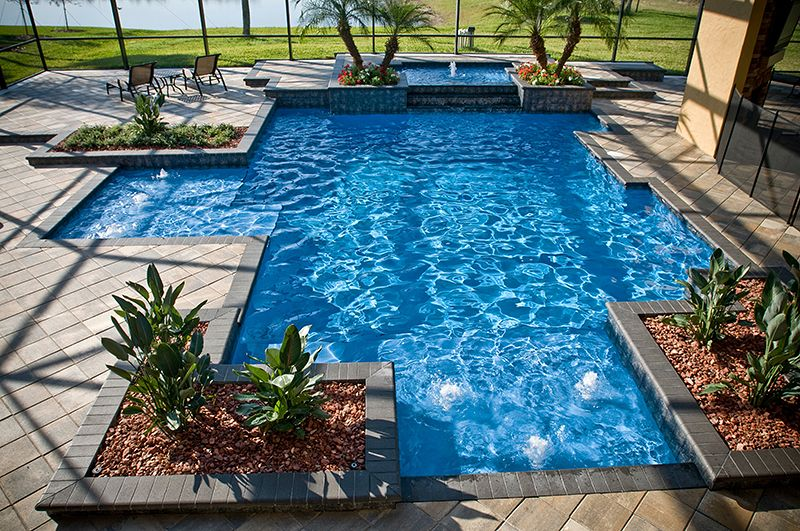 Pool Design And Builder In Orlando FL | Pools By Bradley