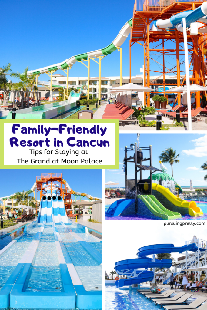 The Grand At Moon Palace Family Friendly Resorts In Cancun Pursuing Pretty In 2021 Family Friendly Resorts Resorts For Kids Moon Palace