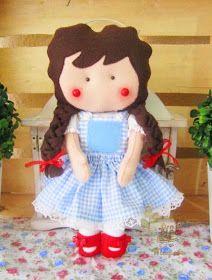 Girassóis Mágicos: Dorothy - Mágico de Oz
