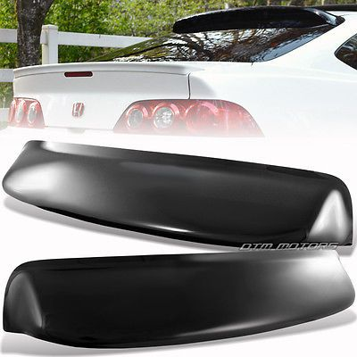 02 03 04 05 06 Acura Rsx Dc5 Type R Style Black Rear Roof Window Visor Spoiler Acura Rsx Cars Trucks Roof Window