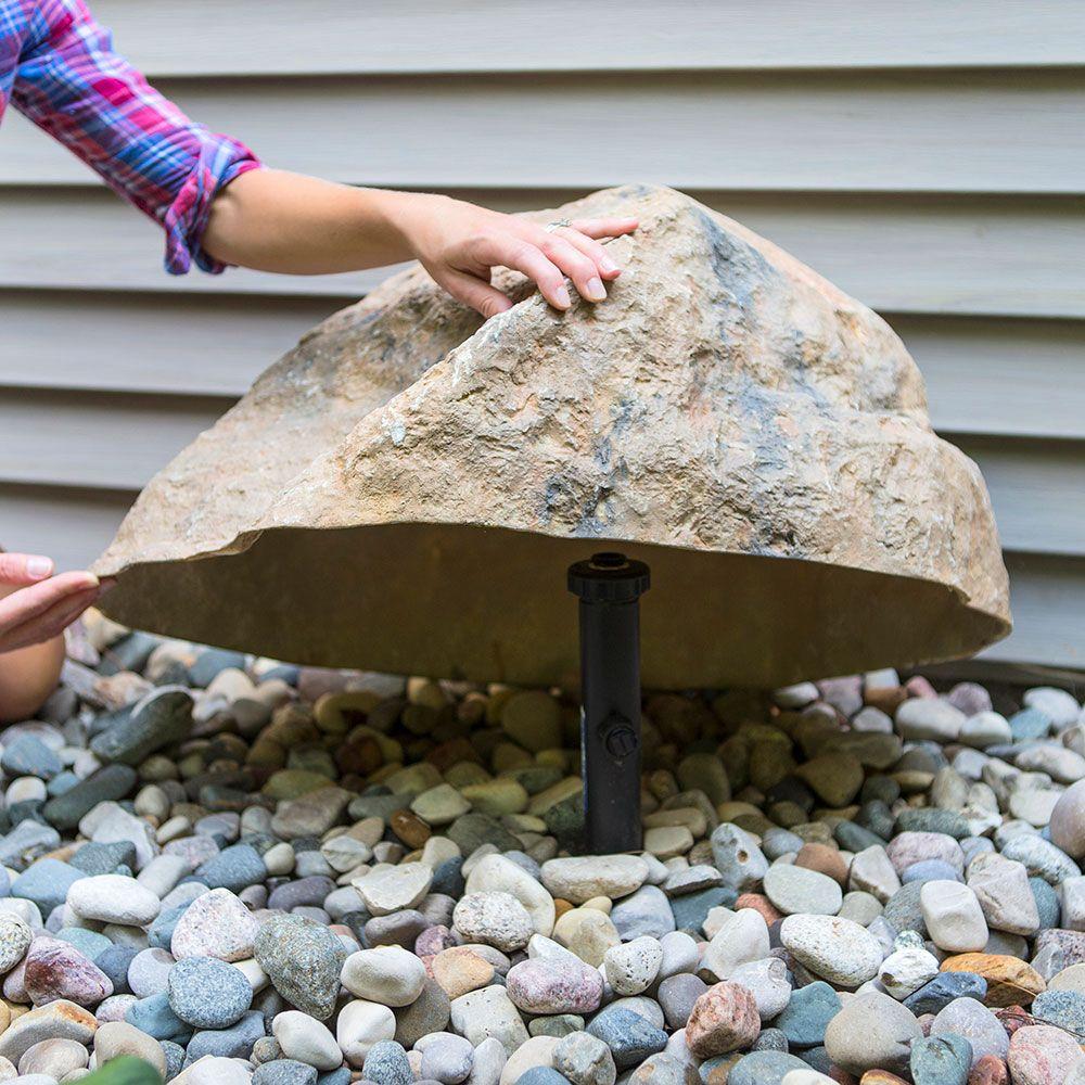Artificial Landscape Rocks Outdoor Essentials Faux