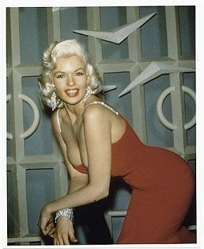 Vintage big breasted women