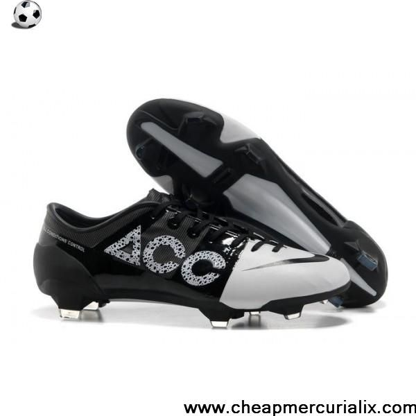 Sale Cheap Limited Edition Nike GS 2 FG - Nike Green Speed Concept II ACC  FG Black White Boots Store 4c8112c58071