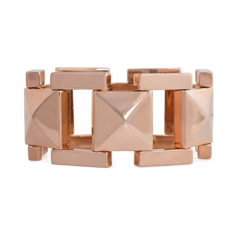 Tiffany 60% OFF! Tiffany  Co. 1940s Rose Gold Plaque Link Bracelet For Sale #Jewelry #Tiffany #style #Accessories #shopping #styles #outfit #pretty #girl #girls #beauty #beautiful #me #cute #stylish #design #fashion #outfits #diy #design