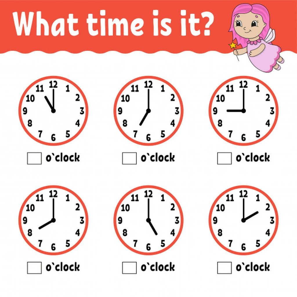 Learning Time On The Clock Educational Activity Worksheet For Kids And Toddlers Paid Ad Affiliate Clock Worksheets Learning Time Learning Time Clock