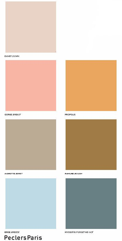 trends colors this season radiate light in all forms natural or artificial bright muted as illus color palette yellow pantone pms 297 coral red v15 pro