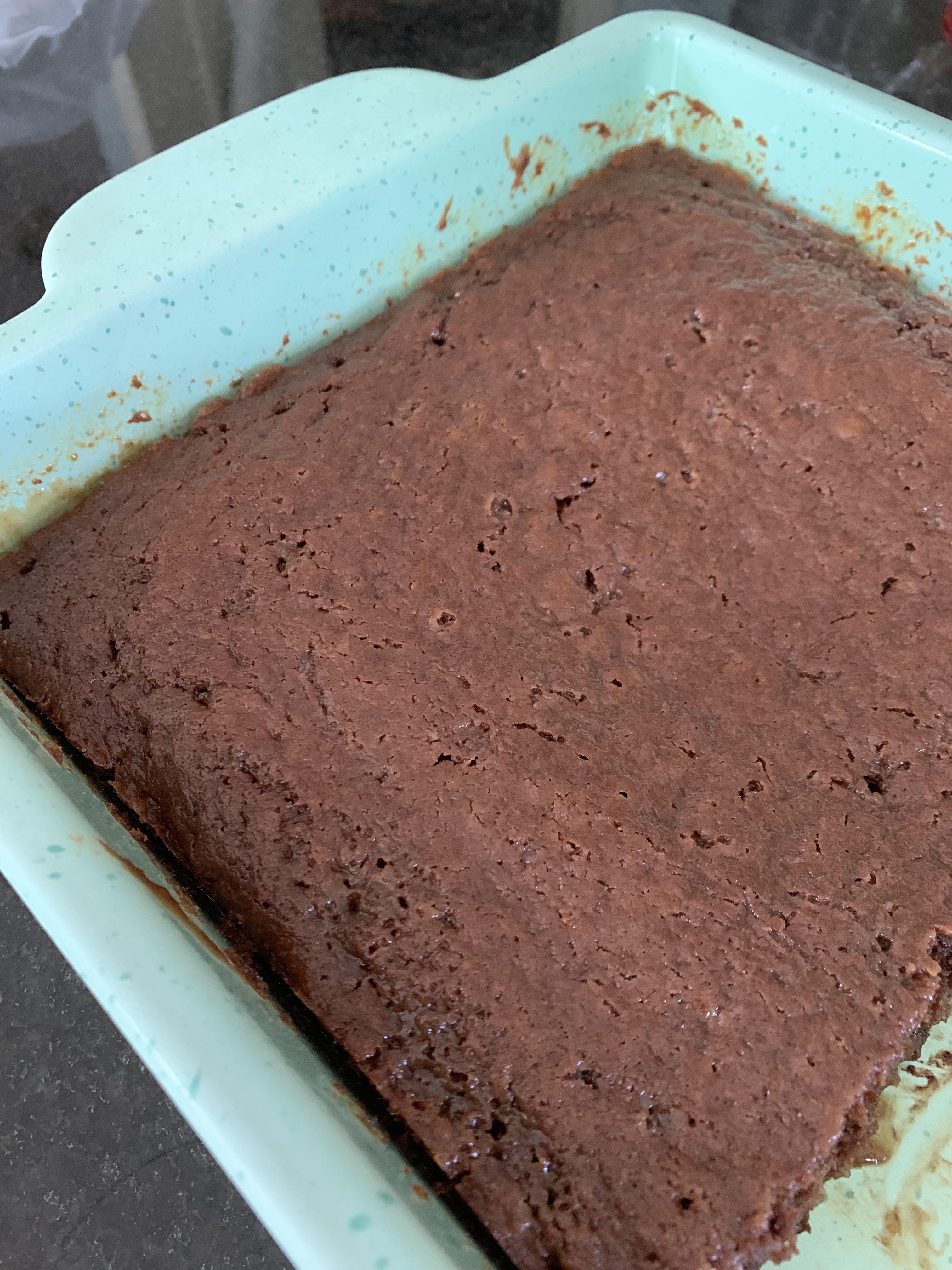 Vegan German Chocolate Caramel Brownies German Chocolate Cake Mix Baked Dishes German Chocolate