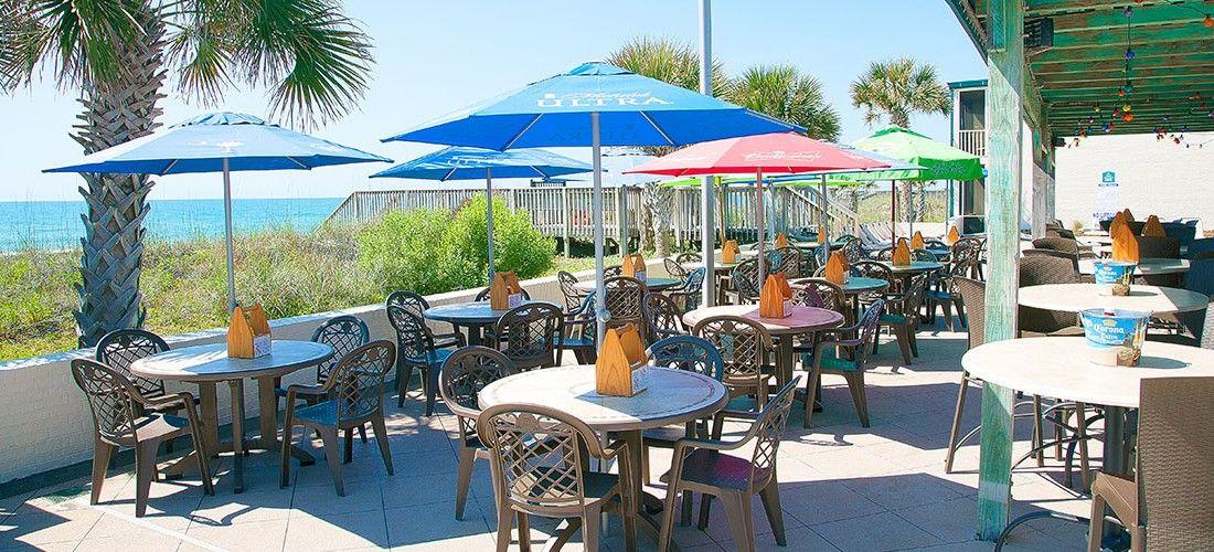 Oceanfront Litchfield Inn Pawleys Island Hotels Beach