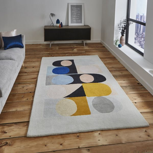 This Inaluxe Rug Is Designed By A Small