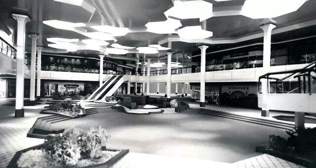 Merrillville Mall Food Court