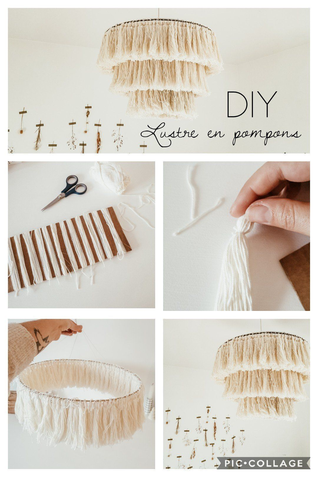 Photo of DIY: Mein Lampenschirm mit Makramee-Effekt ,  #DIY