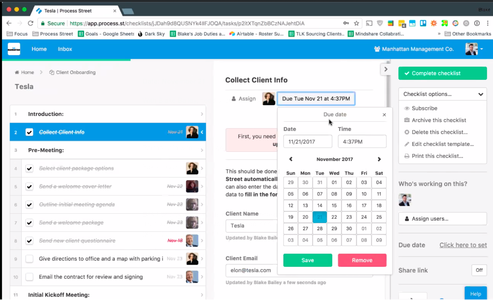 20 Best Project Management & Collaboration Tools   Business Process