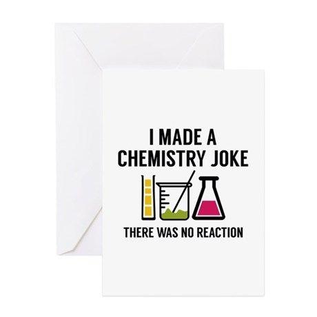 I made a chemistry joke greeting card chemistry jokes chemistry i made a chemistry joke greeting card m4hsunfo