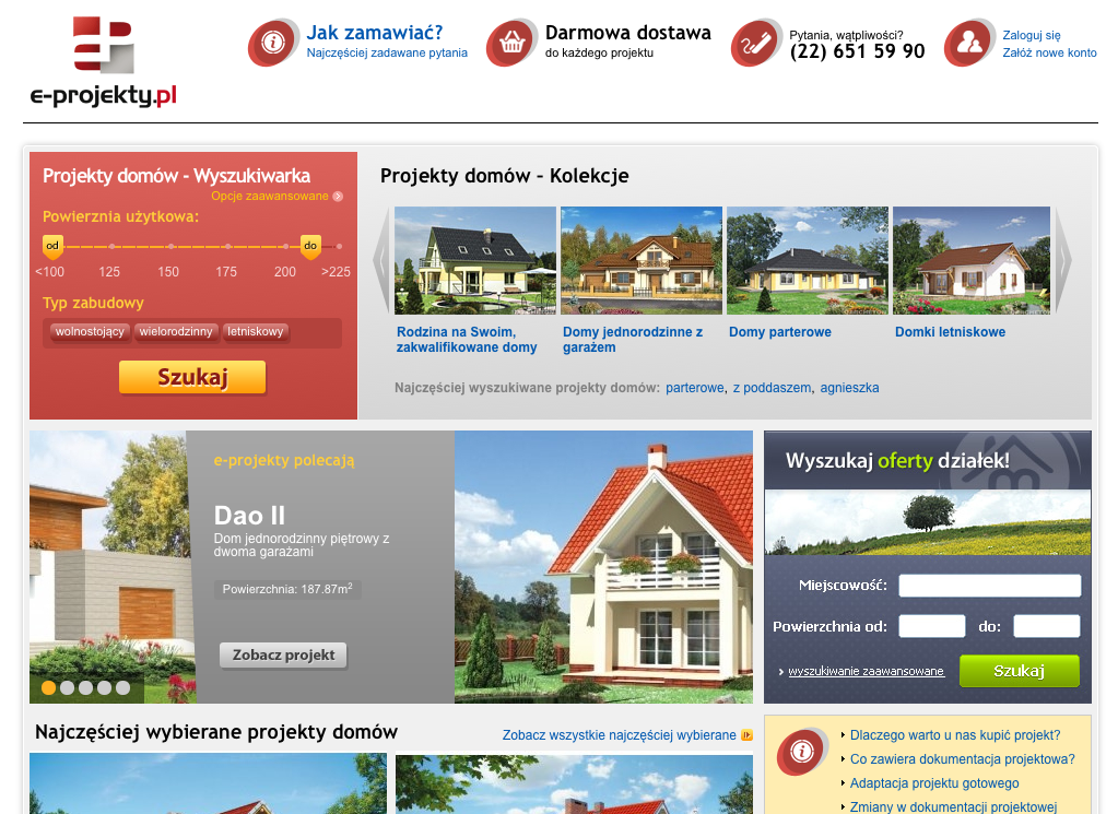 E Projekty Pl Grupa E Budownictwo Pl Desktop Screenshot Desktop Pandora Screenshot