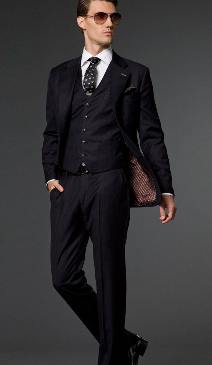 bebe mens suits pics | ... tailored high-end clothing ...
