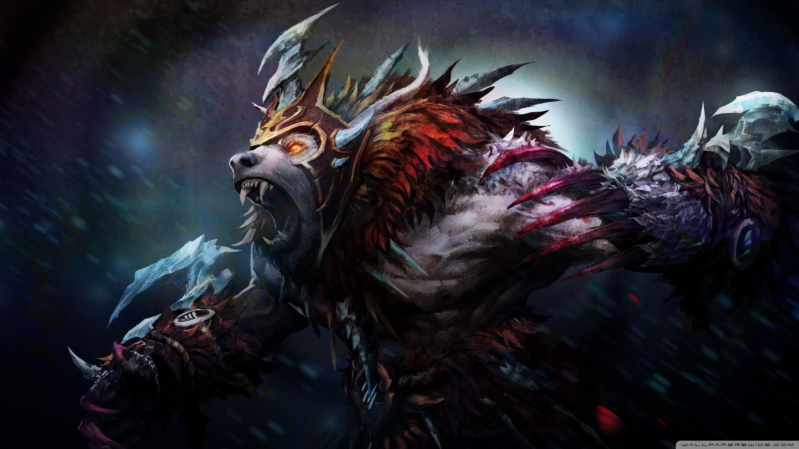 Dota storm spirit samsung corby 2 theme samsung corby 2 themes desktop wallpaper ursa dota cryogenic embrace set hd for pc mac laptop tablet mobile phone voltagebd Images