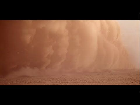 VFX Tutorial: How to create a sand storm in Blender! - YouTube
