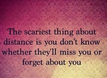 The scariest thing about distance.... | Sexy memes | Pinterest ...