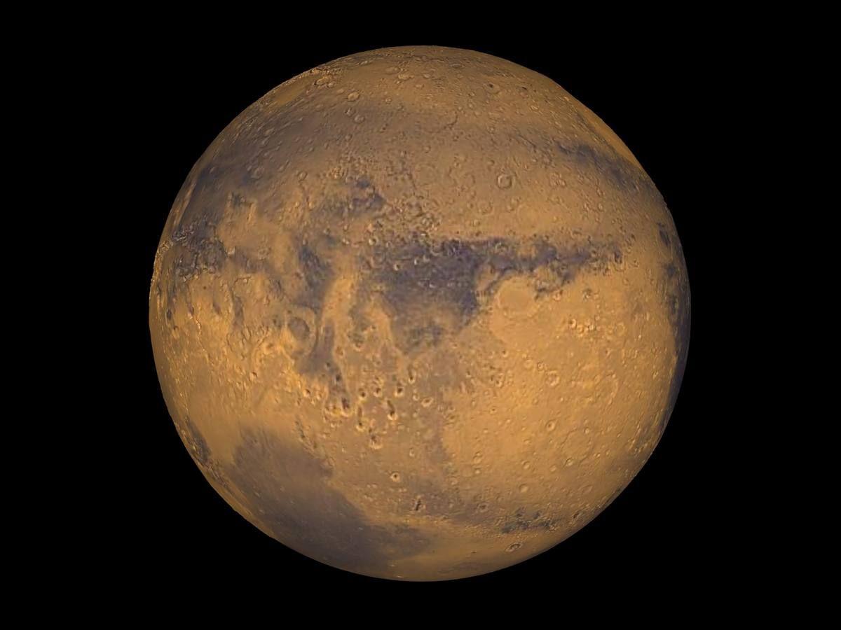 7 Fotos: Las imágenes más impactantes del hallazgo de agua líquida en Marte