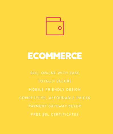 E Commerce By Fearless Creative Sell Online With Ease Totally Secure Mobile Friendly Design Competitive In 2020 Website Services Website Copywriting Ssl Certificate
