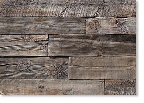 This Is Faux Stone Barn Woodstone Cannery Blend