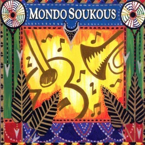 Samba Mapangala & Orchestra - Mondo Soukous