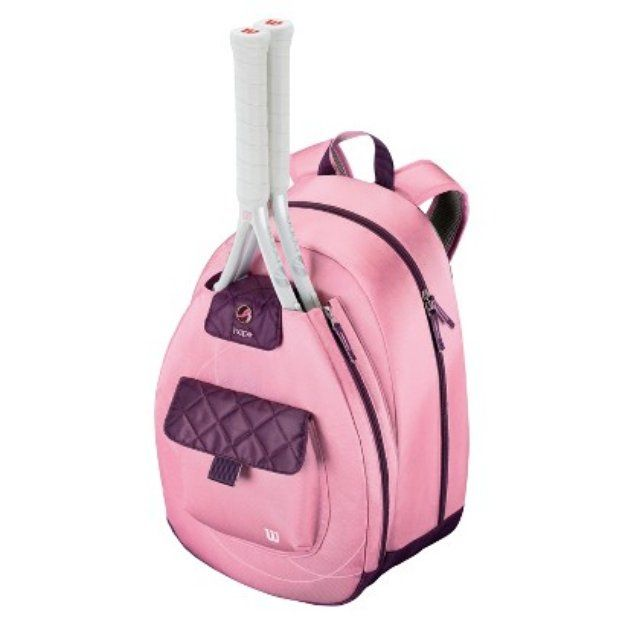 Wilson Sporting Goods Co Hope Backpack Pink Reviews Find The Best Products Influenster Tennis Backpack Sleek Bag Backpacks