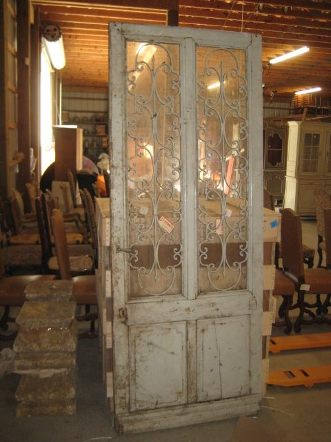 Antique Exterior Doors for Sale | Stock Number: 2130014 - Antique Exterior Doors For Sale Stock Number: 2130014