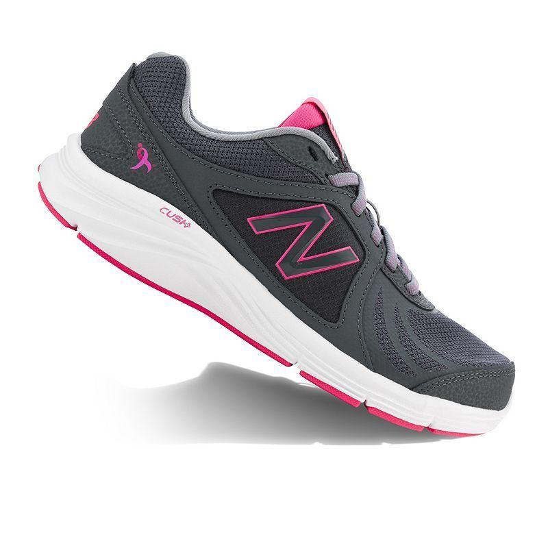 606b45f6185d New Balance 496 v3 Cush+ Breast Cancer Awareness Women s Walking Shoes
