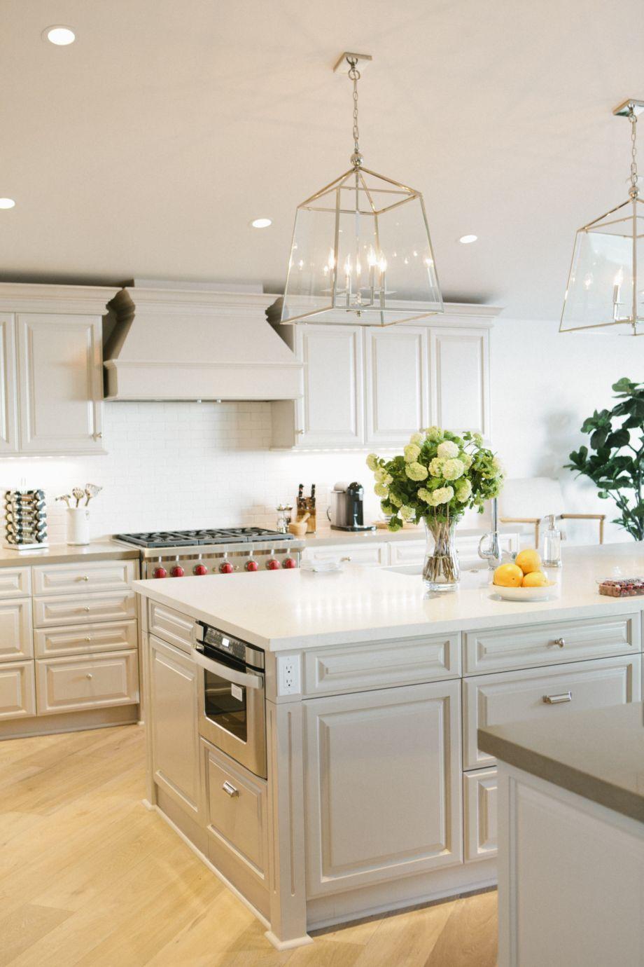 50 Beautiful Hampton Style Kitchen Designs Ideas | Kitchen ...