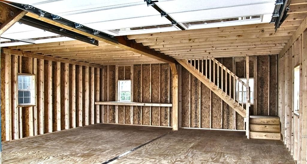 24x30 Garage With Loft Build A Garage Kit 24x30 Garage With Loft Plans Prefab Garage With Apartment House Plan With Loft Building A Garage