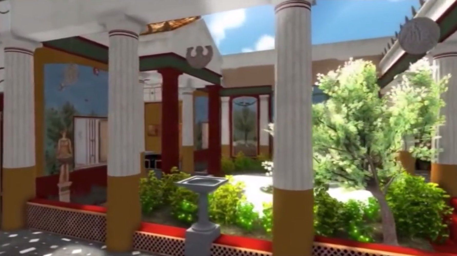 With New 3d Scans Of Pompeii Archaeologists Reconstructed The