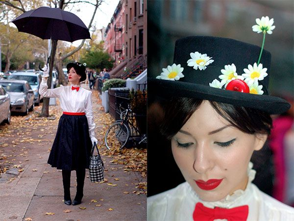 mary poppins is may favorite here but 41 costume ideas and diy tutorials costume ideas. Black Bedroom Furniture Sets. Home Design Ideas