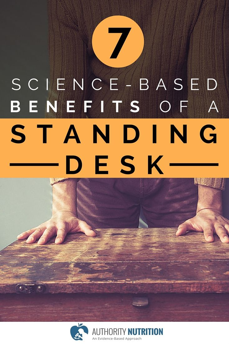 The 25 Best Standing Desk Benefits Ideas On Pinterest